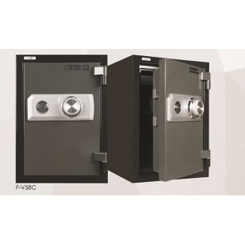 FALCON V58 Series Fire Resistant Solid Safe Box (57 KGS)
