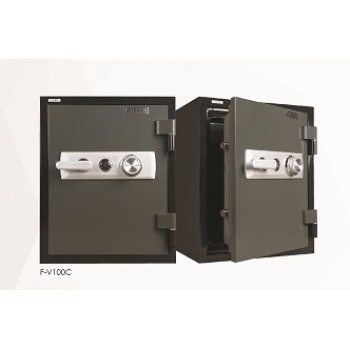 FALCON V100 Series Fire Resistant Solid Safe Box (105 KGS)