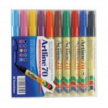 Artline EK70/10W - 10 Colors