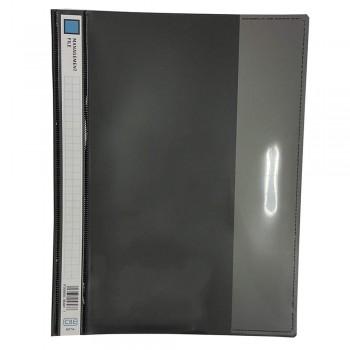 CBE 807A PVC Management File (A4)-black (Item No: B10-118) A1R3B165