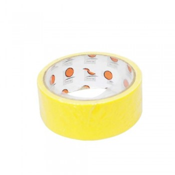Binding Tape or Cloth Tape - 36mm, Yellow