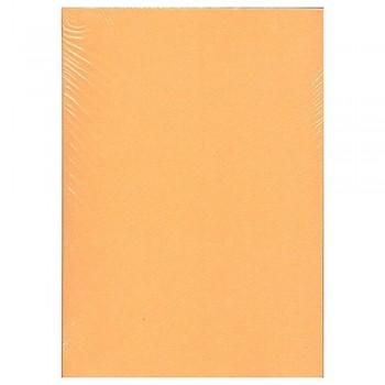 Binding Cover Paper Orange - 230gsm, 100sheets