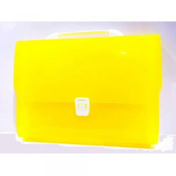 8701 Expanding File Yellow