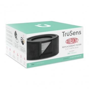 Trusens HEPA Drum Filter + 1 Carbon Prefilter for Z-1000