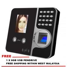 [OFFER] BOM FF-800 Face Recognition & Fingerprint Standalone Time Attendance Machine
