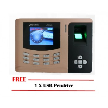 AXPERTECH A-262 PLUS Fingerprint Standalone Time Attendance Machine (Door Access)